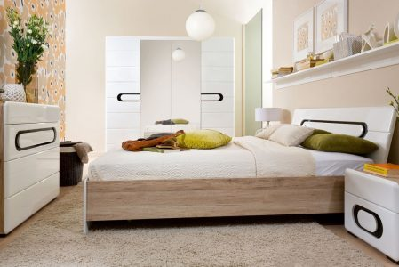 Byron-meble do sypialni w nowoczesnym stylu