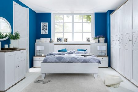 Kolekcja mebli sypialnianych Stockholm