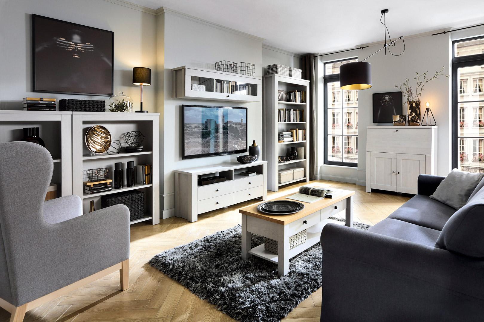 Obývačka Amsterdam