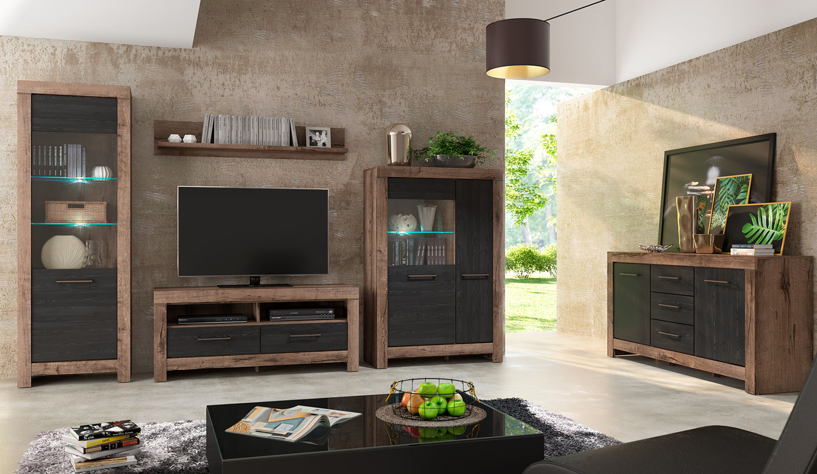 These Furniture Have Renowned Accessories With A Quiet House As Standard.  Create A Stylish And Trendy Living Room Today Using Elements From The Balin  ...