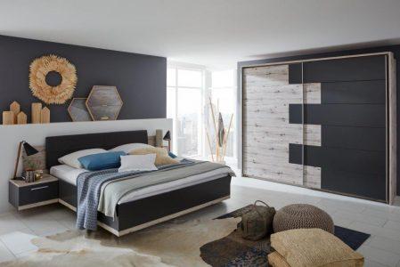 Kolekcja Lines-sposób na nowoczesną i użytkową sypialnię