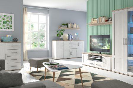Meble Romance-skandynawska wizytówka mieszkania