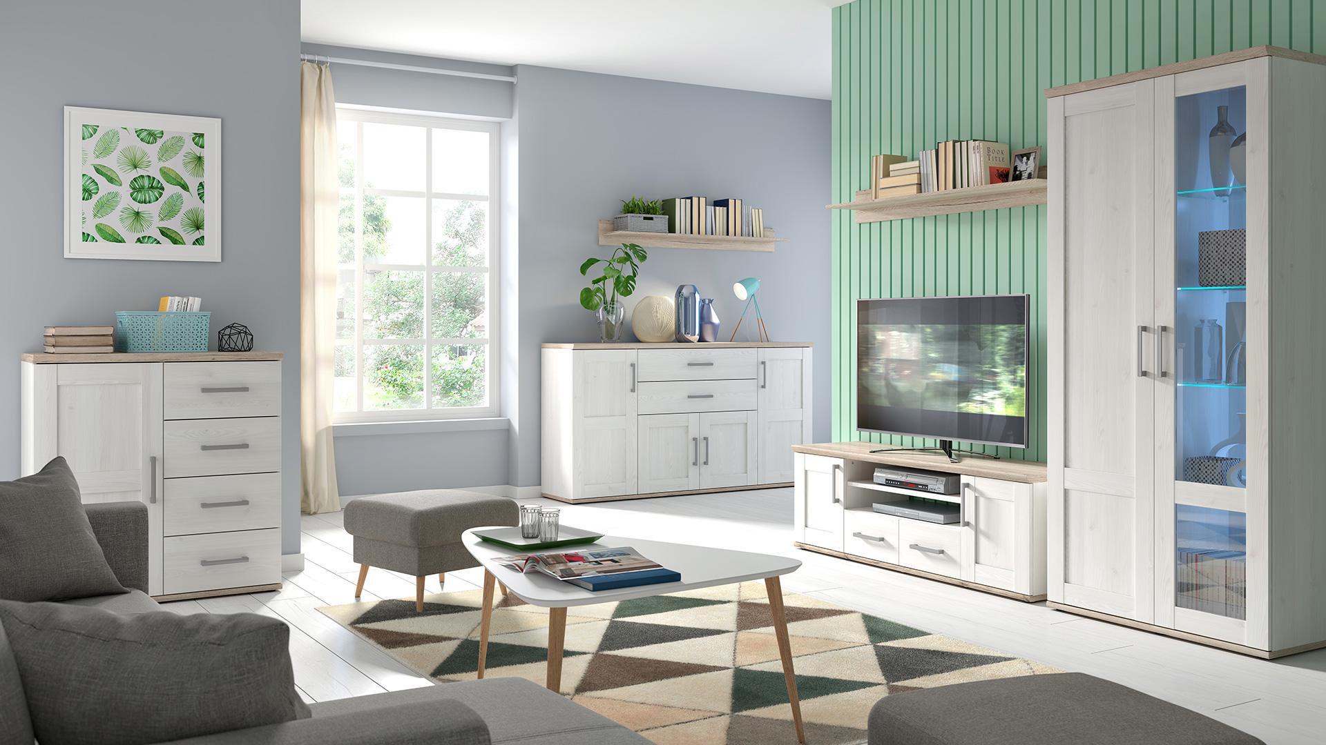 Meble Romance Skandynawska Wizytówka Mieszkania Euro Furniture